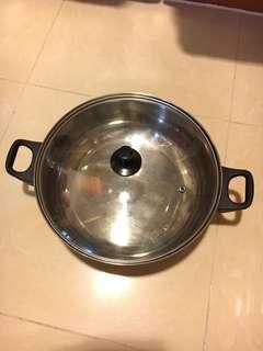 打邊爐煲 (電磁爐適用)