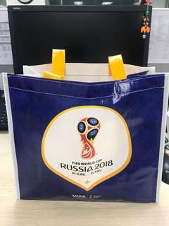 World Cup recycle bag