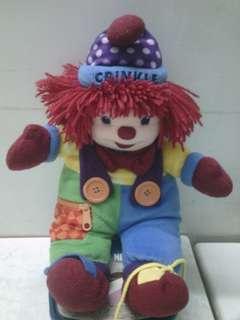 玩具 小丑公仔