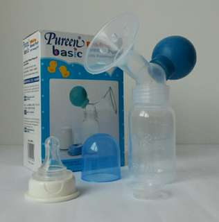 💕 Pureen Manual Breast Pump