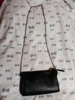 H and m sling bag bnew