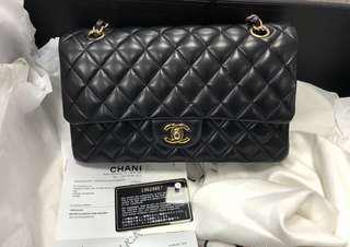 Chanel Classic Flap Lambskin Medium CF