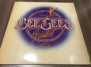 BEE GEES Greatest Hits Vinyl Double LP