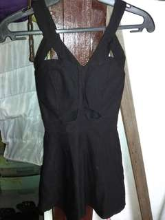150pesos sexy black top