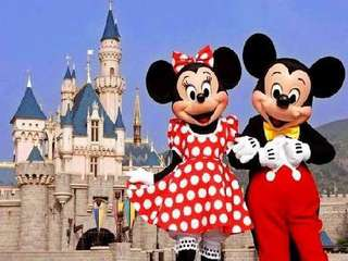 Disneyland Tickets/voucher
