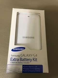 Samsung Galaxy S5 Extra Battery Kit快速义電器