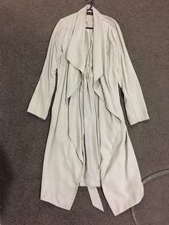 Glassons size 6 coat beige