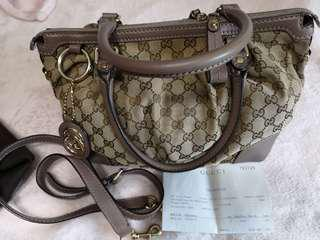 Authentic Gucci Sling Bag
