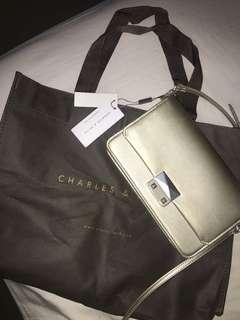charles&keith sling bag