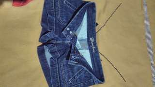 guess short size 26