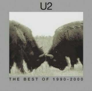 arthcd U2 Best Of 1990-2000 2CD+DVD - Beautiful Day, One, Mysterious Ways, Stay, Even Better Than The Real Thing, Hold Me Thrill Me Kiss Me Kill Me, Numb, Staring At The Sun, Discotheque, Miss Sarajevo etc