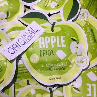 Apple detox 🍏