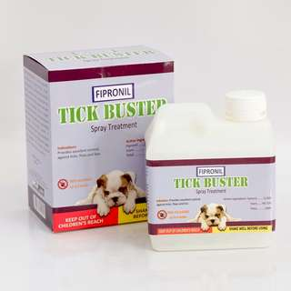 ick Buster Fipronil Spray Treatment (Refill) 500 ml.