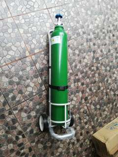 Small size and Medium Size oxygen tank