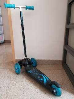 Skate scooter for kids