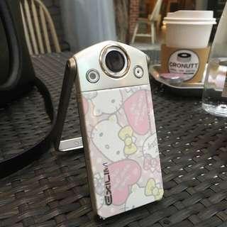 Casio TR35相機 自拍神器 美肌相機 盒裝 送相機包和貼膜 可分期