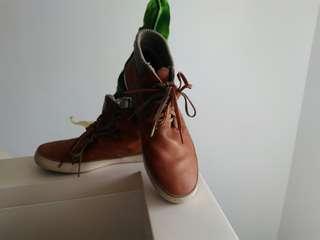 Caterpillar Brown Boots