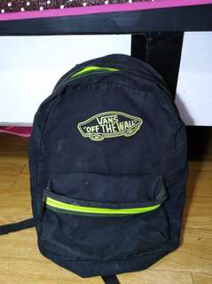 Vans of the wall backpack