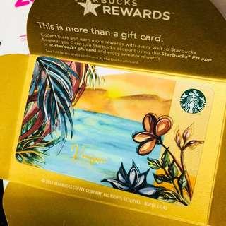 Starbucks Visayas Card