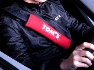 日本 TOM'S 出品 , 汽車安全帶套