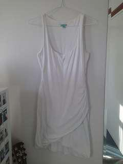 White Kookai dress