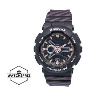 FREE DELIVERY *CASIO GENUINE* [BA110CH-1A] 100% Authentic with 1 Year Warranty! BA-110CH1A BA-110CH-1A BA110CH1A