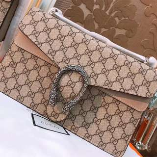 Gucci GG Dionysus Shoulder Bag (Just look at the price without looking at quality.Please bypass,Tq)
