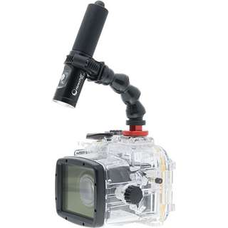 Howshot Universal Light Adapter with Coldshoe Mount