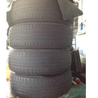 Montero tires r17