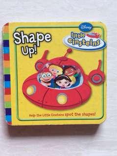 Little Einstein : shape up