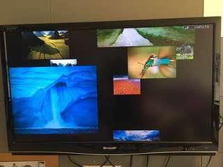 Sharp AQUOS LCD HD
