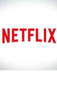 Netflix Account for a month