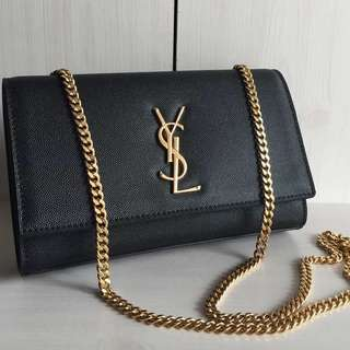 Saint Laurent Chain Shoulder Bag