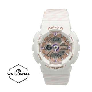 FREE DELIVERY *CASIO GENUINE* [BA110CH-7A] 100% Authentic with 1 Year Warranty! BA-110CH7A BA-110CH-7A BA110CH7A