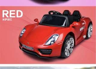 Porsche Kids Electric Car (Bigger Size)