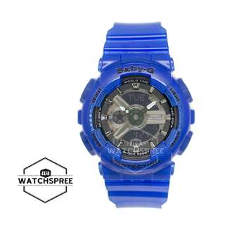 FREE DELIVERY *CASIO GENUINE* [BA110CR-2A] 100% Authentic with 1 Year Warranty! BA-110CR2A BA-110CR-2A BA110CR2A
