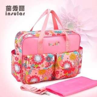 INSULAR Multipurpose Baby Bag