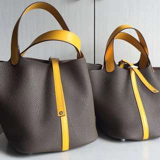 Hermès Picotin 18/22 Togo (Just look at the price without looking at quality.Please bypass,Tq)