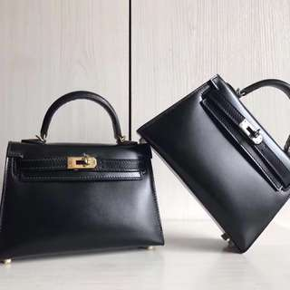 Hermès Mini Kelly 19 (Just look at the price without looking at quality.Please bypass,Tq)
