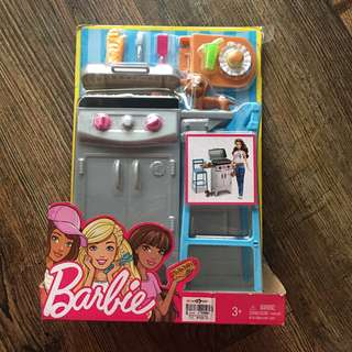 Barbie Backyard BBQ