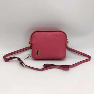 Marc Jacobs Mini Squeeze Bag - pink
