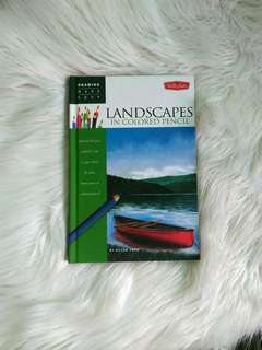 Landscapes In Colored Pencil by Eileen Sorg,