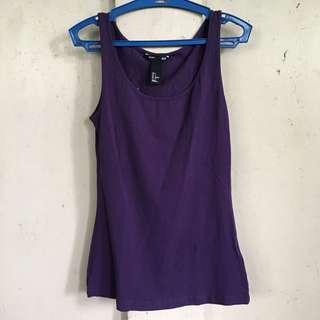 H&M sleeveless