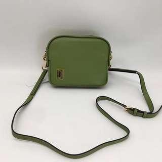Marc Jacobs Mini Squeeze Bag - green