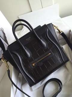 Celine Nano Bag (Just look at the price without looking at quality.Please bypass,Tq)