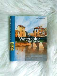 Watercolor Tips & Tricks by David Horman