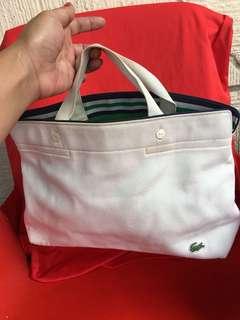 Authentic Lacoste Handbag