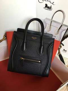 Celine Nano Luggage (Just look at the price without looking at quality.Please bypass,Tq)