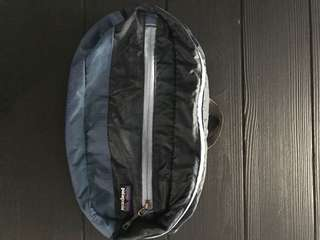 Patagonia travel pouch folder
