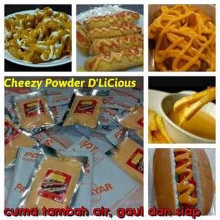 Cheezy Powder D'Licious